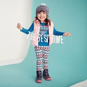 As Low as $4.99 + Free ShippingSitewide Sale @ Gymboree