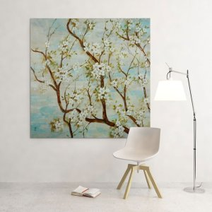 $76.33Nan F. 'Spring in Bloom' Print on Canvas Art