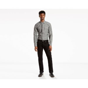 Black Over-Dyed 501® Jeans for Men  Levi's®
