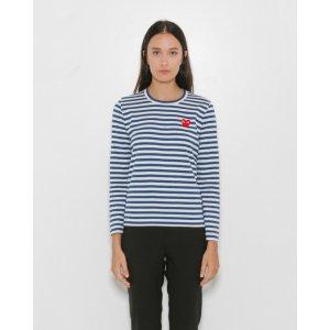 Play Striped Long Sleeve