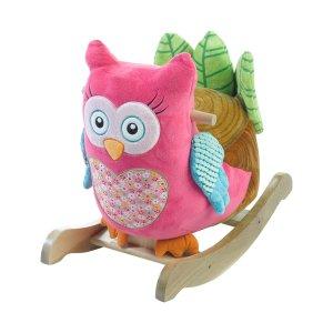 Rockabye Owlivia the Owl Rocker | zulily