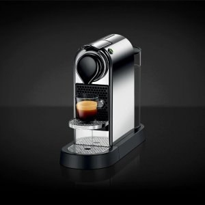 Citiz Chrome | Espresso Machine | Nespresso USA