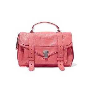The PS1 medium leather shoulder bag | Proenza Schouler