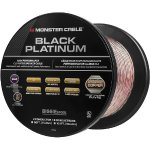 Monster Black Platinum XP Clear Jacket 100' In-Wall Compact Speaker Cable