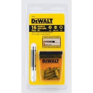 Dewalt® 16 Piece Drive Guide Set (DW2053) - Power Screwdriver Bits - Ace Hardware