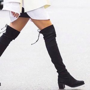 $175 Off with Stuart Weitzman Over the Knee Boots Purchase @ Saks Fifth Avenue