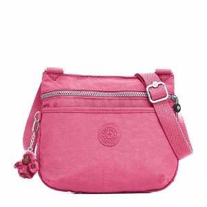 Emmylou Crossbody Bag - Fancy Pink | Kipling