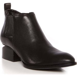 ALEXANDER WANG Kori Calf Leather Rose Gold Boot