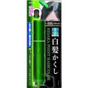 To-plan Hidaka Kombu Black Hair Pen Black