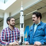 New set LEGO® NASA Apollo Saturn V 21309
