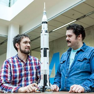$119.99New set LEGO® NASA Apollo Saturn V 21309