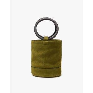 Simon Miller Bonsai 20 cm Bag in Moss