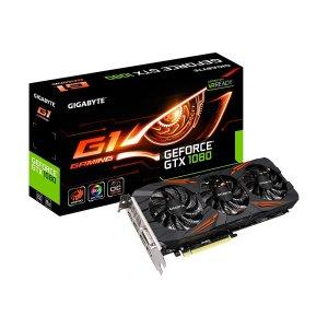 $489.99 GIGABYTE GeForce GTX 1080 WindForce 3 OC 8GB Graphic Card