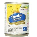 Similac Omega Ready to Feed 雅培即开即饮配方液体奶, 235mL X12罐