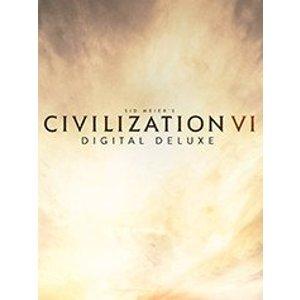 Sid Meier's Civilization VI Deluxe Edition