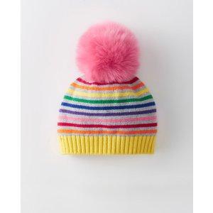 针织保暖帽