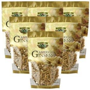 American Ginseng Prong 8oz bag x 6