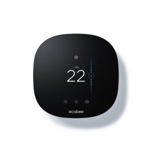 $158.50 + Free 2-Pack Sensors Ecobee3 Thermostat with Sensor, Wi-Fi, 2nd Generation, Works with Amazon Alexa
