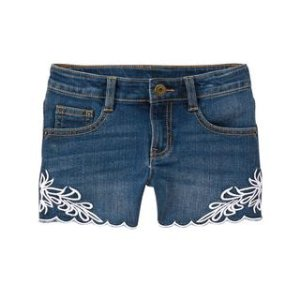 Embroidered Jean Shorts at Crazy 8