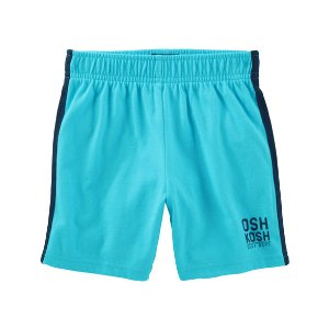 Toddler Boy Pull-On Jersey Shorts | OshKosh.com