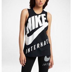 Nike Internationalist Signal Muscle Women's Tank.