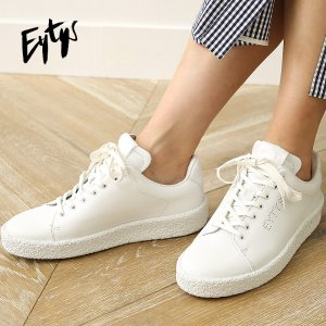 $93.6EYTYS Ace low-top leather trainers @ MATCHES FASHION