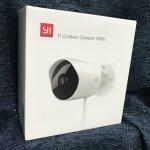 小蚁新品 全天候户外安全监控摄像头 评测