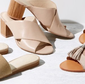 From $35Slide into Style: Mules & More @ Gilt