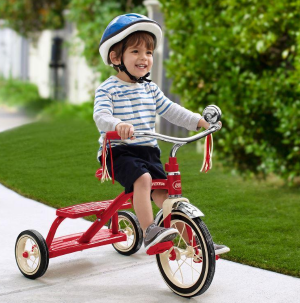 $40.99Radio Flyer 12 in. Classic Red Tricycle