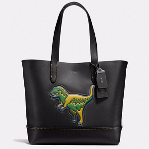 Rexy Gotham Tote in Glove Calf Leather