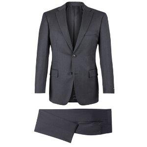 Super 110 Virgin Wool Suit, Comfort Fit | Pasolini/Movie