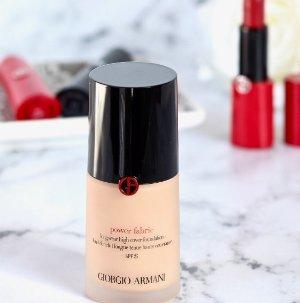 Last Day! Up to 15% Off Giorgio Armani Beauty @ Sephora.com