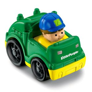 Little People Wheelies Recycling Truck | T5634 | Fisher-Price