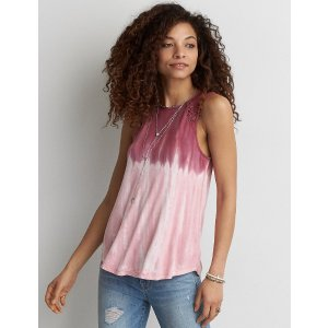 AEO SOFT & SEXY LACE-UP TANK