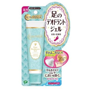 $7.5 / RMB49.7 直邮中美SLIMWALK 肥皂香 止汗 去脚气 软膏 30ml 热卖