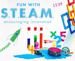 Up To 55% OffS.T.E.A.M Toys @ Zulily
