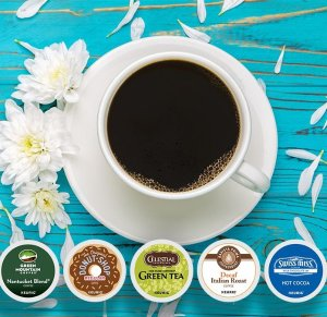 Up To $20 OffBuy More Save More Keurig Beverages
