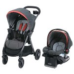 Graco FastAction DLX Travel System, Solar