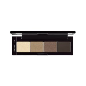 nude atelier- natural color palette - vision of beauty - shu uemura