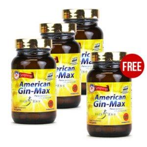 Hsu's American Gin-Max (90ct) Buy 3 get 1 free