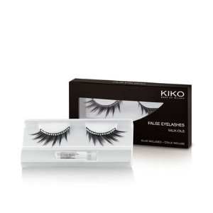 KIKO MILANO: Sophisticated False Eyelashes - strip false eyelashes with glamorous detail