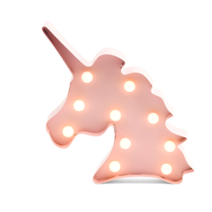 Led Wall Or Tabletop Unicorn