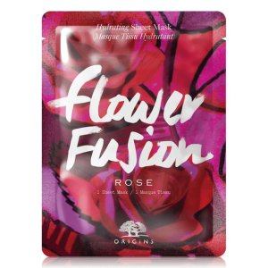 Flower Fusion™ Rose Hydrating Sheet Mask