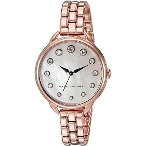 Marc Jacobs Women's Betty Rose Gold-Tone Watch - MJ3515