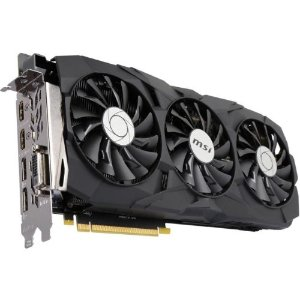 MSI GeForce GTX 1080 Ti DirectX 12 GTX 1080 Ti DUKE 11G OC 11GB 352-Bit GDDR5X PCI Express 3.0 x16 HDCP Ready SLI Support Video Card | Jet.com