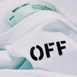 Up to 70% Off Off-White @ SSENSE