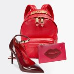 Red Handbags & Shoes @ Saks Off 5th