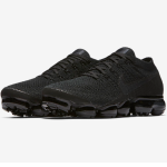 Nike Men's Triple Black Air Vapormax Flyknit @ East Bay
