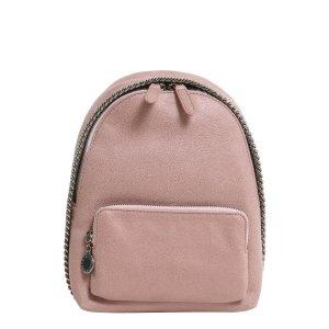 Stella Mccartney Mini Falabella Shaggy Deer Backpack Women - Eleonora Bonucci