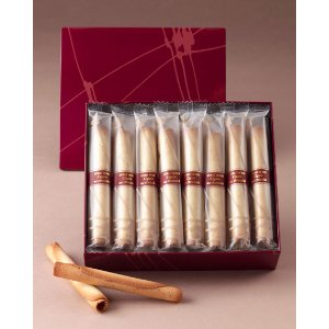 Yoku Moku Cigare au Chocolat